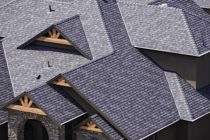 replacement roofing in Edmonton